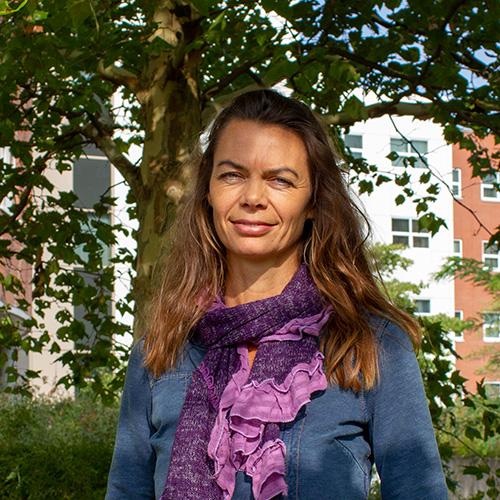 Profiel Grietje Lenstra