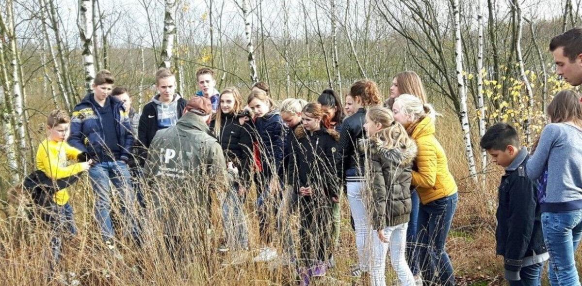Gezocht: Schoolgidsen Nationale Parken Limburg