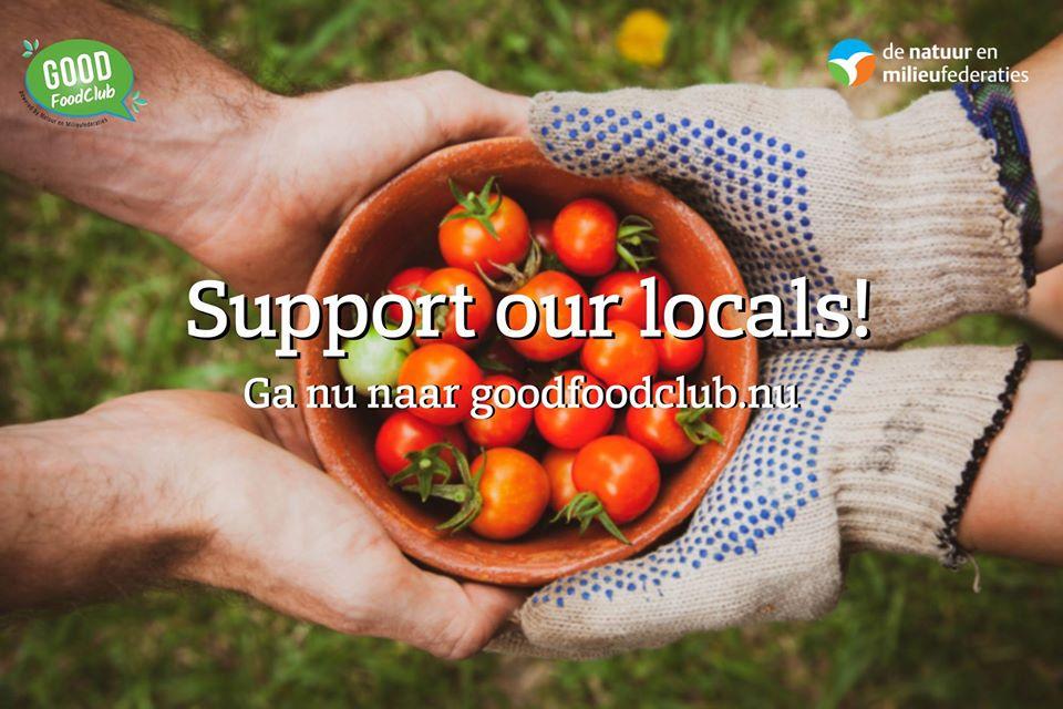 GoodFoodClub zet alle duurzame, lokale streekproducten op de kaart