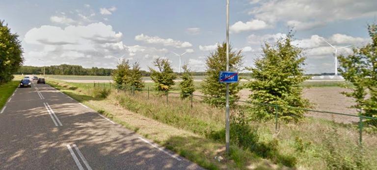 Heldenseweg vanuit Neer, Limburg.