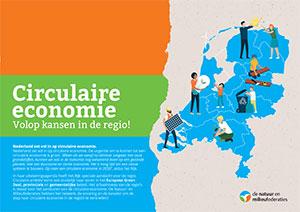Cover Flyer Circulaire Economie