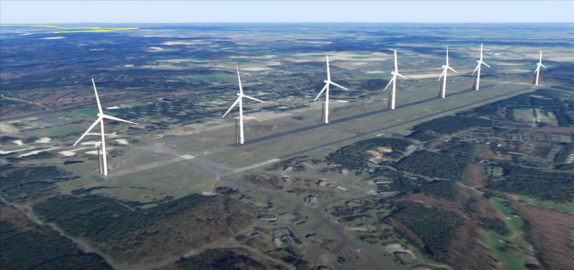 Natuur en Milieufederatie Limburg maakt bezwaar tegen 7 windturbines midden in Grenspark Maas-Swalm-Nette