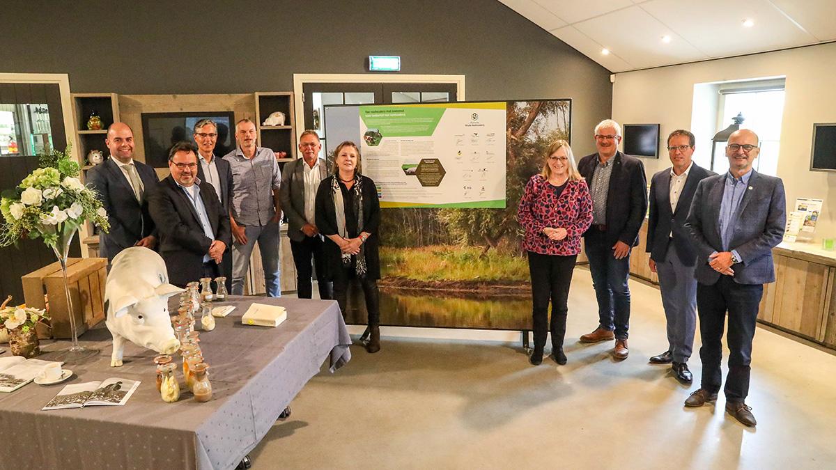 NMF Limburg ondertekent pamflet Platform Vitale Veehouderij